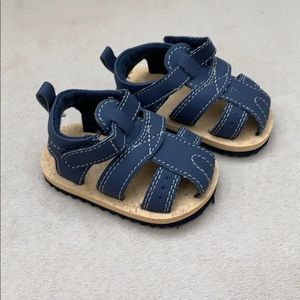 Carter's Newborn Cork Sandals